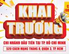 HANOICOMPUTER tưng bừng khai trương Showroom thứ 6 tại TP. Hồ Chí Minh