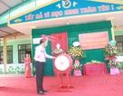 Thái Nguyên: Bí thư Tỉnh ủy đánh trống khai trường ở nơi cao, xa nhất tỉnh