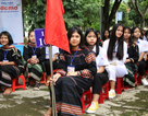 Đắk Lắk: Nữ sinh các dân tộc xinh xắn trong ngày khai trường