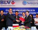 CMC sẽ điều phối kỹ thuật cho dự án của BIDV
