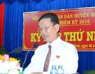 Chủ tịch HĐND huyện vừa bị kỷ luật được bổ nhiệm làm Trưởng Ban Tuyên giáo
