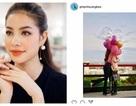 Hoa hậu Phạm Hương lần đầu khoe bạn trai, công khai nói lời yêu