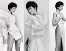 Người mẫu Thanh Hằng gây sốt khi chụp ảnh hở bạo