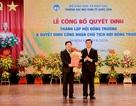 Bộ GD&ĐT công nhận Chủ tịch Hội đồng Trường - trường ĐH Kinh tế quốc dân