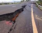 """Đường 250 tỷ vừa làm xong đã hỏng: Bộ trưởng Giao thông """"truy"""" trách nhiệm"""