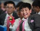 Lễ khai giảng tại trường nội trú theo mô hình quốc tế