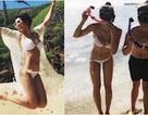 Gái một con Ngọc Quyên diện bikini khoe thân hình nóng bỏng