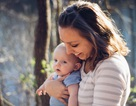 Trở thành một người mẹ là đặc ân lớn nhất cuộc đời