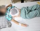 Khối u vỡ chảy mủ, nhiễm độc sau khi chữa ở thầy lang