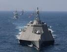 Thông điệp cứng rắn Mỹ gửi Trung Quốc khi diễn tập chung với ASEAN trên Biển Đông