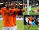 Đức 2-4 Hà Lan: Cú ngược dòng ngoạn mục