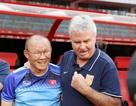 """HLV Guus Hiddink: """"Tôi vui vì được tái ngộ HLV Park Hang Seo"""""""