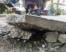Dân hoang mang vì lòng đất tiếp tục nổ lớn khiến đường sụt, nhà nứt