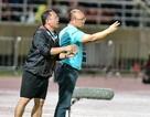 HLV Park Hang Seo dự khán trận đấu Indonesia-Thái Lan