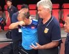 """HLV Park Hang Seo bật khóc khi gặp lại """"cố nhân"""" Guus Hiddink"""