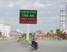 Thành phố Tân An được công nhận là đô thị loại II