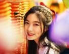 Miss Teen Nam Phương đẹp rạng ngời dạo phố mùa Trung thu