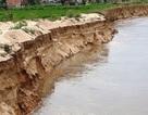 Buộc doanh nghiệp bồi thường trên 1,6 tỷ vì hút cát gây sạt lở đất của dân