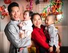 Nghệ sĩ xiếc Quốc Nghiệp đón trung thu ngọt ngào bên gia đình