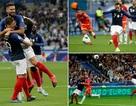 Griezmann lại đá hỏng phạt đền, Pháp vẫn thắng đậm Andora