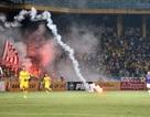 Sân Hàng Đẫy bị treo hết mùa giải, CĐV Nam Định bị cấm sân khách 2 trận