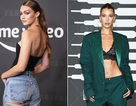 "Gigi Hadid mặc quần rách khá ""hiểm"""