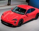Tân binh Taycan ra mắt - Xe chạy điện nhưng không mất chất Porsche