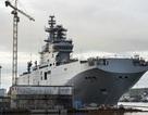 Nga đóng 2 tàu sân bay trực thăng đầu tiên tại Crimea