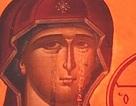 Thực hư tranh Đức Mẹ đồng trinh Mary khóc vì nhà thờ có nguy cơ bị đóng cửa?