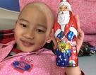 """""""Chiến binh nhí"""" 10 tuổi thâm niên 6 năm chiến đấu với ung thư"""
