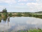 Đà Nẵng: Người dân lấn sông Cu Đê nuôi tôm trái phép