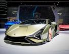 Cận cảnh siêu xe hybrid đầu tiên của Lamborghini