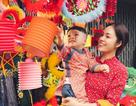 Làm mẹ đơn thân, Dương Cẩm Lynh cố vun vén cho con một tuổi thơ êm đẹp