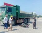 Đôi vợ chồng tử nạn sau cú va chạm với xe tải