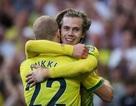 Nhìn lại trận thua cay đắng của Man City trên sân Norwich