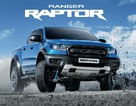 Hệ thống kiểm soát địa hình trên Ford Ranger Raptor hoạt động như thế nào?