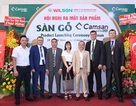 Wilson Group ra mắt thương hiệu ván sàn cao cấp ÇAMSAN đến từ Thổ Nhĩ Kỳ