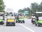 """Phát hiện hàng trăm xe điện chở khách """"chui"""" tại khu du lịch Sầm Sơn"""