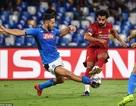 Van Dijk mắc sai lầm, Liverpool bất ngờ gục ngã trước Napoli