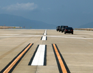 """""""Dỡ chiếu"""" cho đường băng sân bay 2.000 tỷ đồng khai thác từ ngày 10/10"""