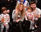 """Nữ ca sĩ Shakira than thở """"hơn một tháng chưa được gặp các con"""""""