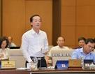 """Bộ trưởng Bộ Xây dựng: Pháp luật không quy định """"phạt cho tồn tại"""""""