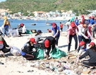 Bàn giao bãi biển đã được làm sạch cho các tổ chức có trách nhiệm quản lý