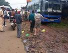 Hai người đi xe máy bị xe khách tông tử vong