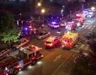 Mỹ: Nổ súng gần Nhà Trắng, 1 người chết, 8 người bị thương