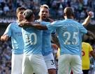 Man City 8-0 Watford: Màn hủy diệt của nhà đương kim vô địch