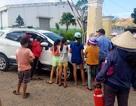 Dân vây nhà máy cồn Đại Tân phản đối tình trạng ô nhiễm