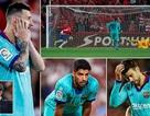 Barcelona thua sốc Granada trong ngày Messi tái xuất ở La Liga