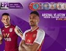 """Arsenal - Aston Villa: Cơ hội tránh khủng hoảng cho """"Pháo thủ"""""""