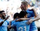 Man City thiết lập hàng loạt kỷ lục sau chiến thắng 8-0